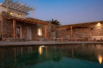 Foto van KHAMSA Mykonian Suites in Mykonos