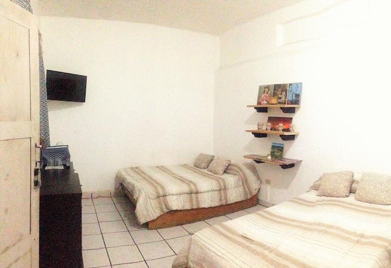 Casa 45 Guest House, San Miguel de Allende, Családi szoba kétszemélyes ággyal, Vendégszoba