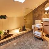 Exclusive-Doppelzimmer - Badezimmer