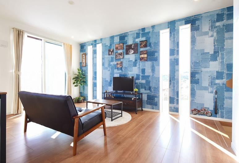 E-horizon Resort Condominium Nago A, Nago, Vila, 2 spavaće sobe, Dnevna soba