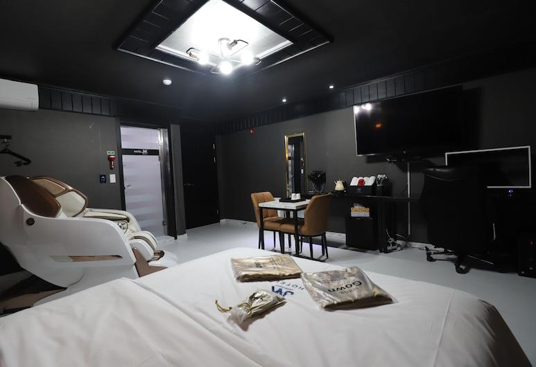 Gunsan JNK Classic Hotel - Black, Gunsan, Szoba (Viareggio), Vendégszoba