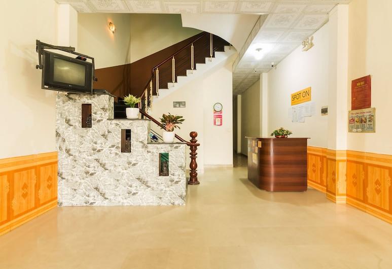OYO 677 Ngoc Ly Motel, Da Nang, Recepción