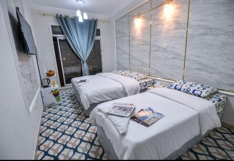 드림 화이트 호텔, 두바이, 패밀리룸, 객실