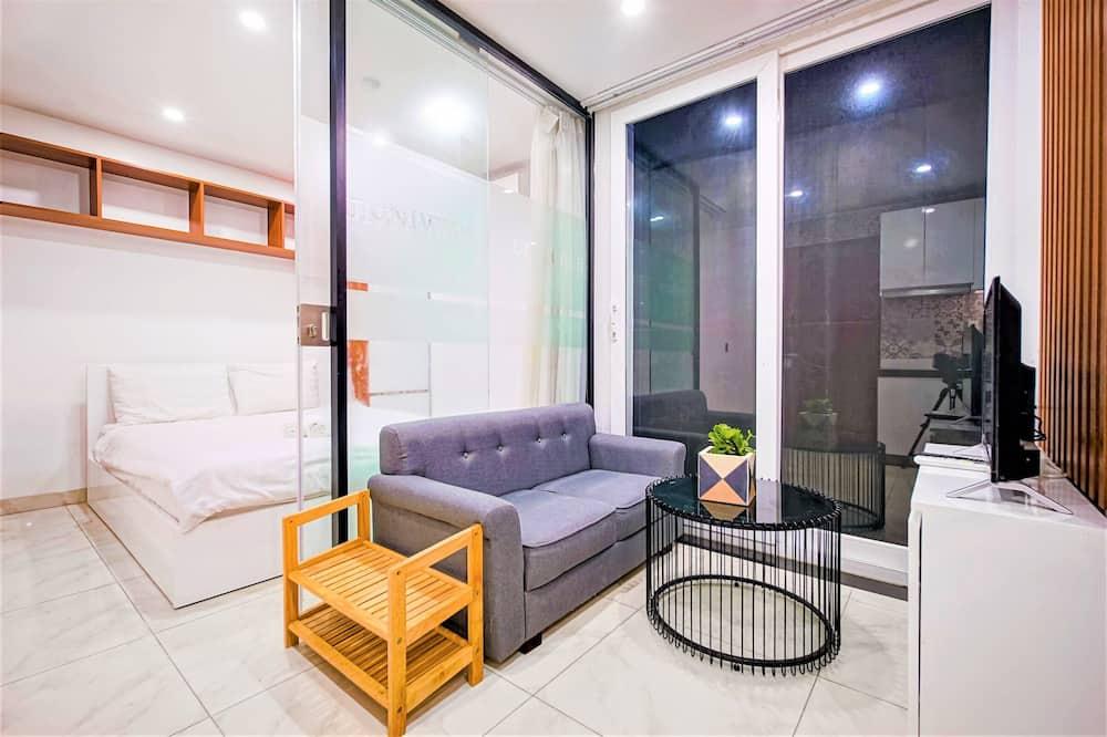 Standard külaliskorter (No Balcony) - Elutuba