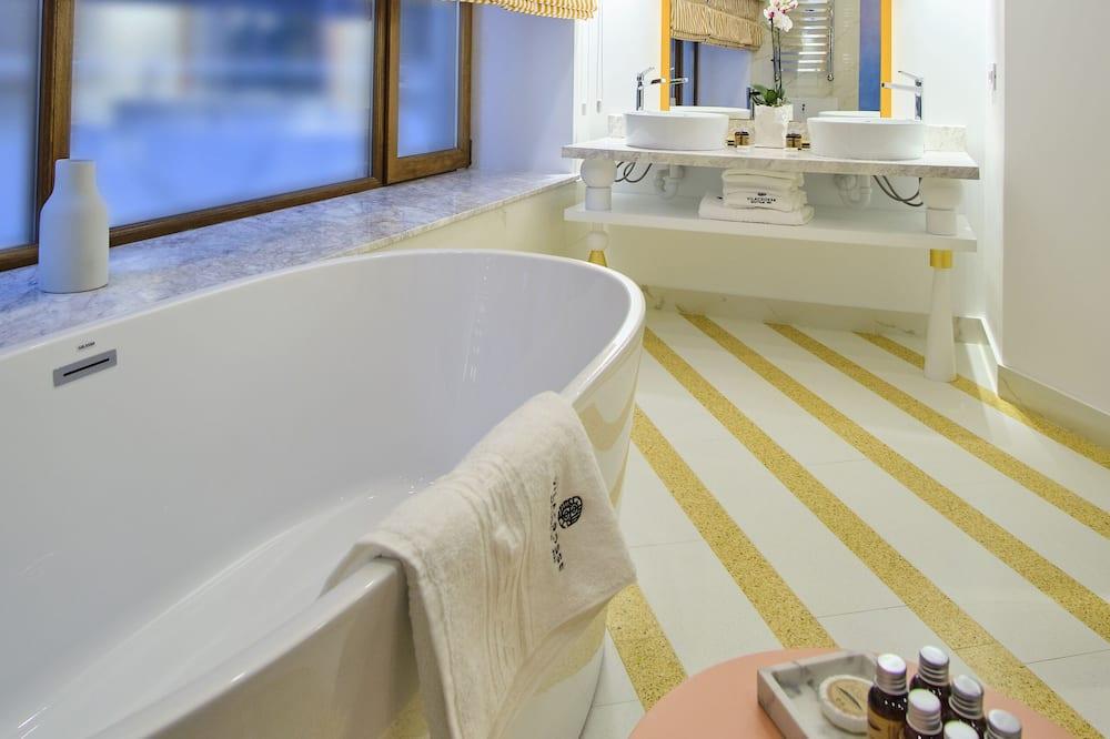 Habitación exclusiva doble - Cuarto de baño