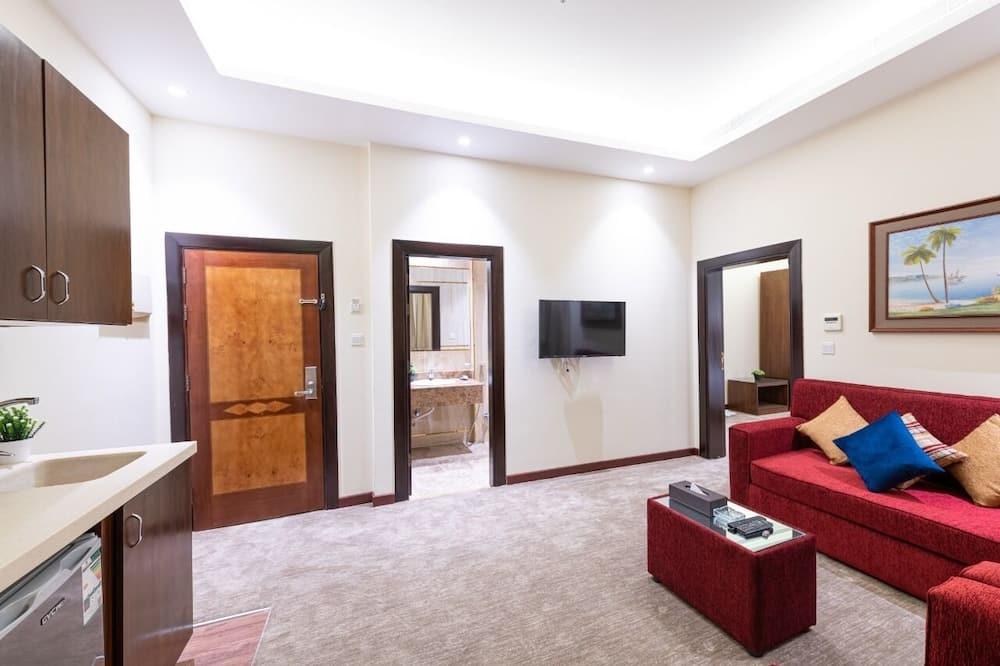 Suite Premier, 2 habitaciones - Sala de estar