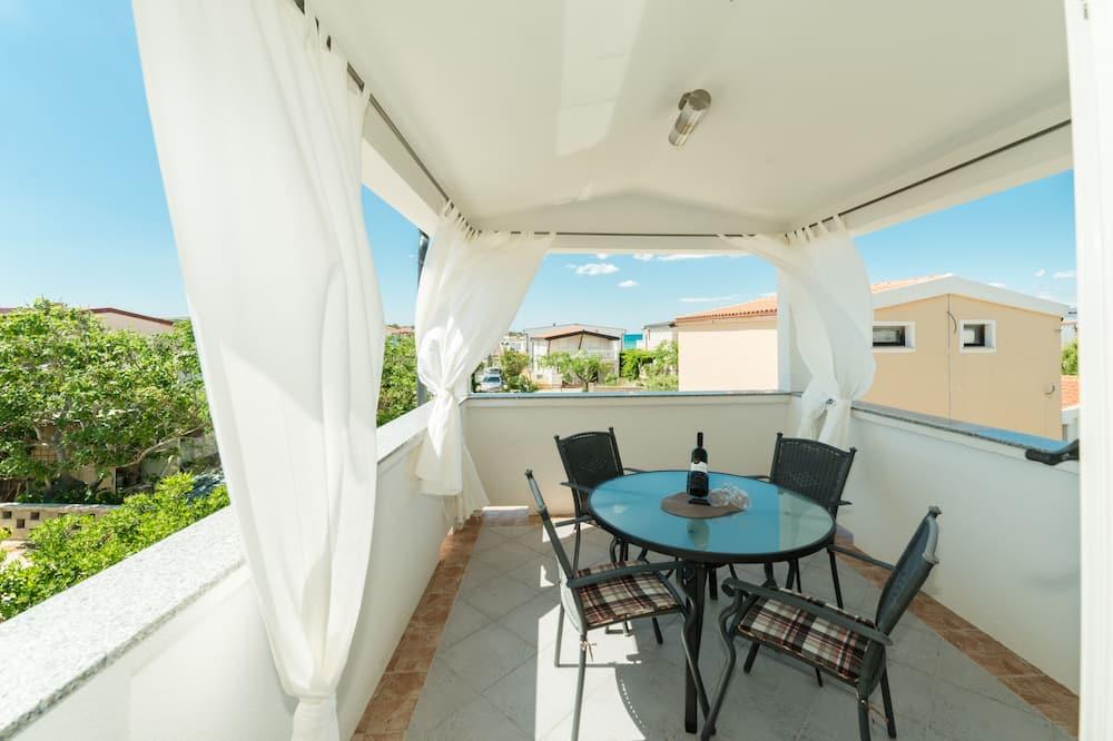 Studio (A2) - Terrasse/Patio