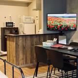 Studio, 1 Doppelbett - Essbereich im Zimmer