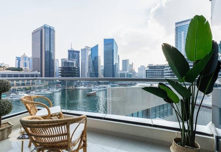 Frank Porter Bay Central 1, Dubai, Premium Apartment, Balcony