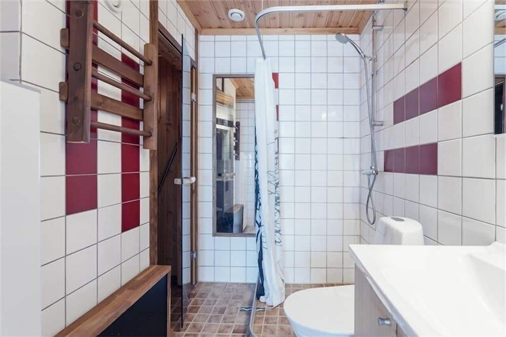 Cabaña Confort - Baño