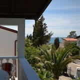 Appartement, 1 chambre (A1) - Terrasse/Patio