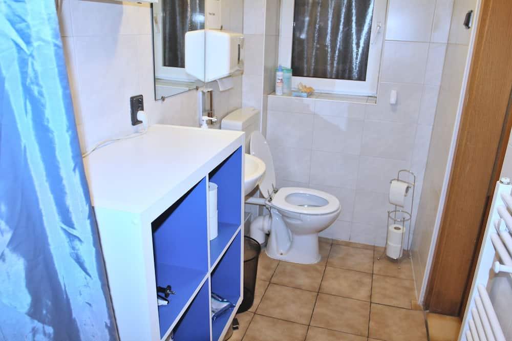 Apartamentai, 1 miegamasis - Vonios kambarys