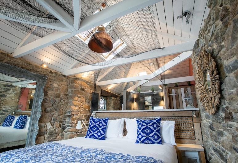 Harbour Moon, Penzance, Rekreačná chata, 1 spálňa, Izba