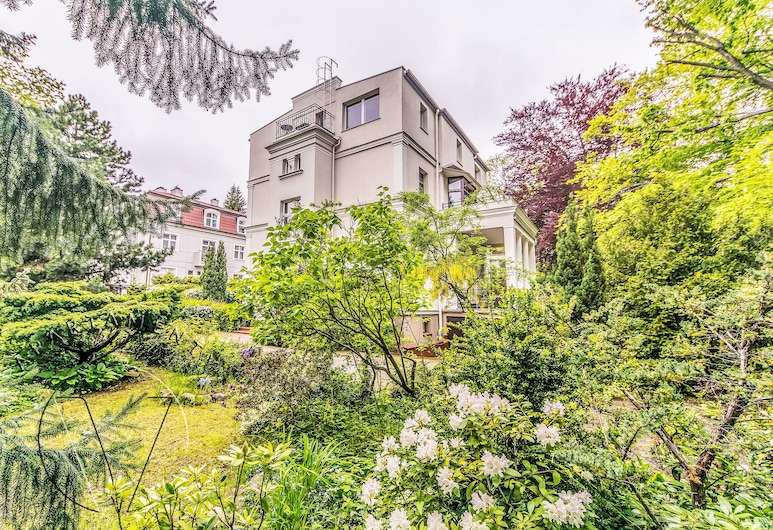 Victus Apartamenty - Gardenia 2, Sopot, Záhrada