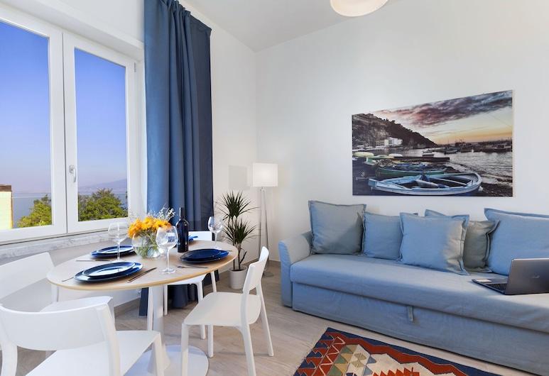 Appartamento Tramontano, Σορέντο, Διαμέρισμα, 1 Υπνοδωμάτιο, Περιοχή καθιστικού