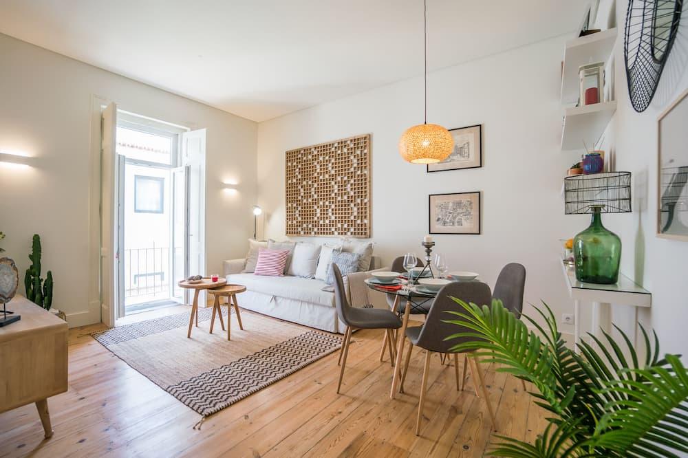 Stylish Apartment near Av Liberdade