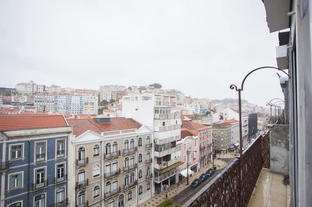 Apartment, 4Schlafzimmer - Balkon