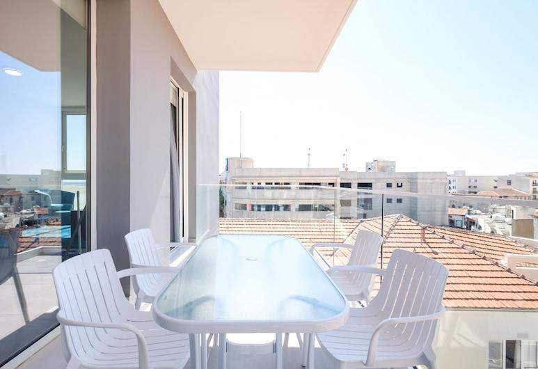 The Habitat Mediterraneo , Larnaca, Apartmán, 1 spálňa, Balkón