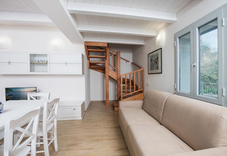 อัปปาร์ตาเมนติ กอสตา เดลโซเล, Marciana, อพาร์ทเมนท์, 2 ห้องนอน (appartamento), พื้นที่นั่งเล่น