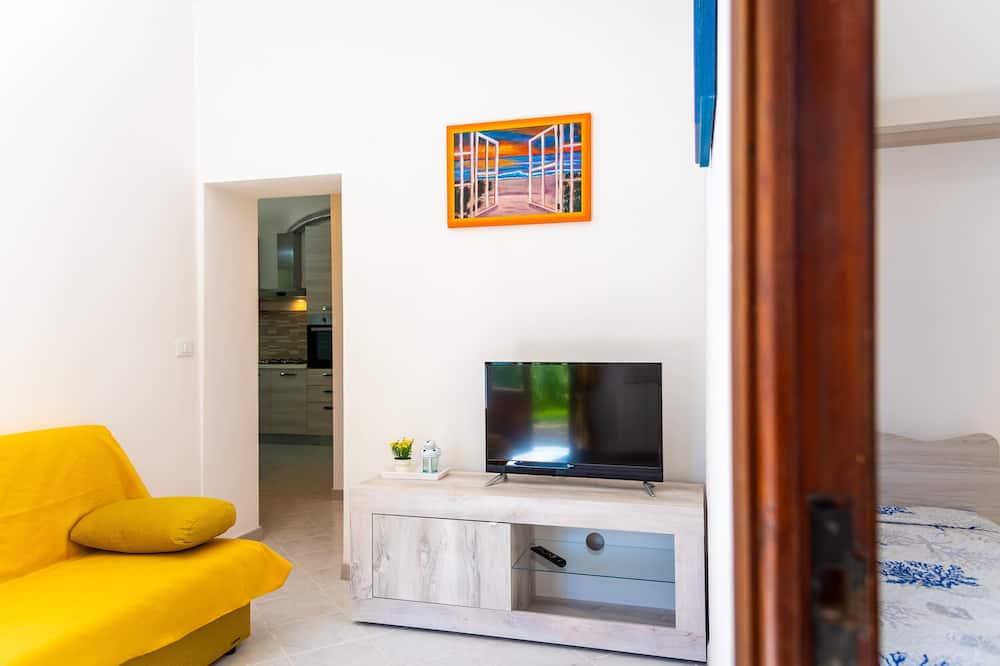 อพาร์ทเมนท์, 2 ห้องนอน - พื้นที่นั่งเล่น