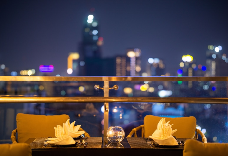 Helen Fin Inn & Apartment, Phnom Penh, Outdoor Dining