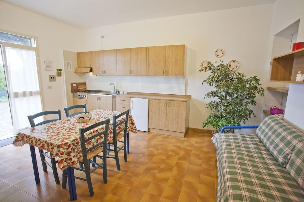 Apartment, 1 Bedroom (Mirto) - Tempat Makan dalam Bilik