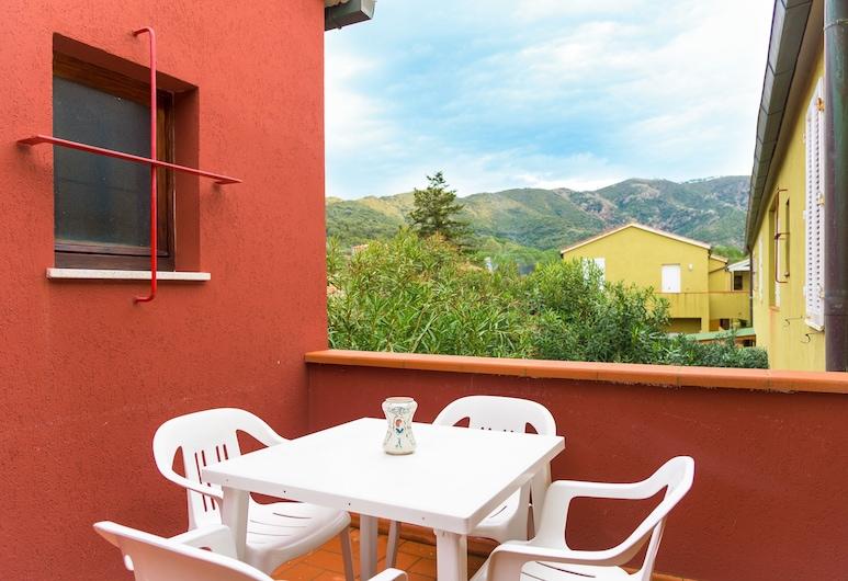 Appartamenti La Baia Lido, Portoferraio, Apartment, 1 Bedroom (n.5), Balcony