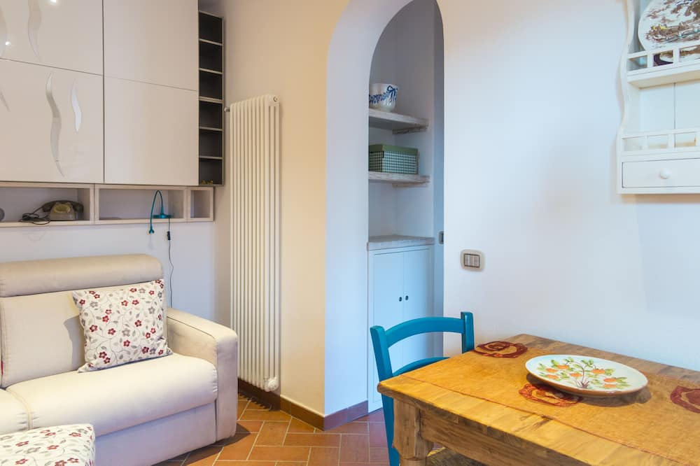 開放式客房 - 客房餐飲服務