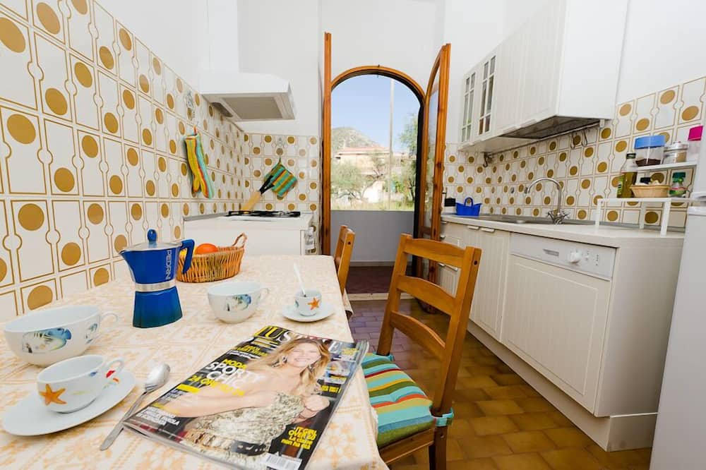 Apartamentai, 3 miegamieji - Vakarienės kambaryje