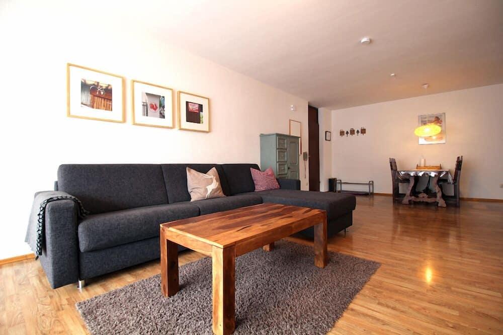 Appartamento, 1 camera da letto, terrazzo (Anne) - Area soggiorno