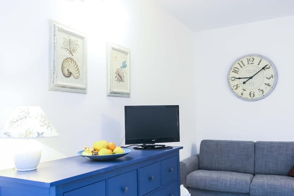 Apartamento, 1 Quarto - Área de Estar