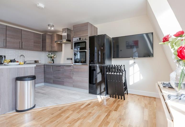 品味中倫敦生活在美味之家酒店, 倫敦, 奢華公寓, 客廳