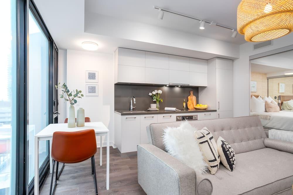 Poslovni apartman - Dnevna soba