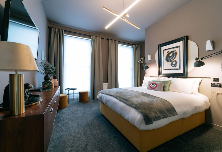 The Warwick by Aura Collection, London, Comfort-Doppelzimmer, Zimmer