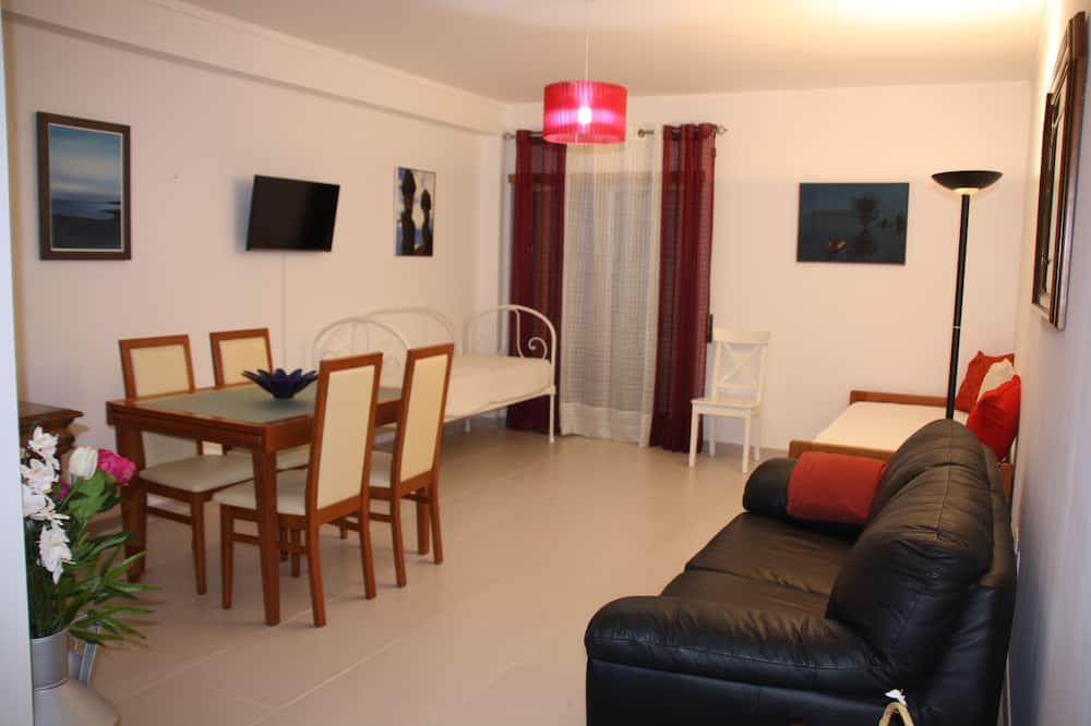 Διαμέρισμα, 1 Υπνοδωμάτιο - Περιοχή καθιστικού