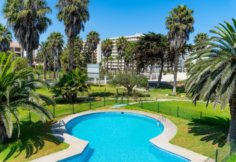 Hotel Palmas de La Serena, לה סרנה, בריכה חיצונית