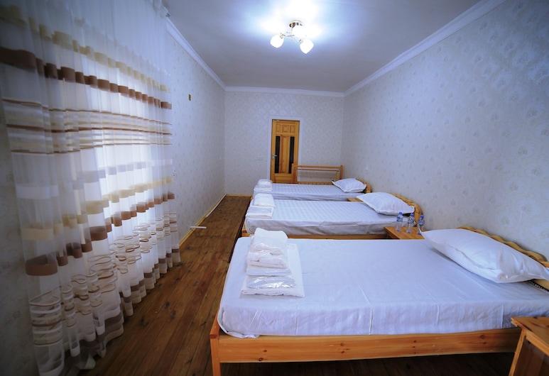 Muslima Hotel, Bukhara, Classic-herbergi fyrir fjóra, Herbergi