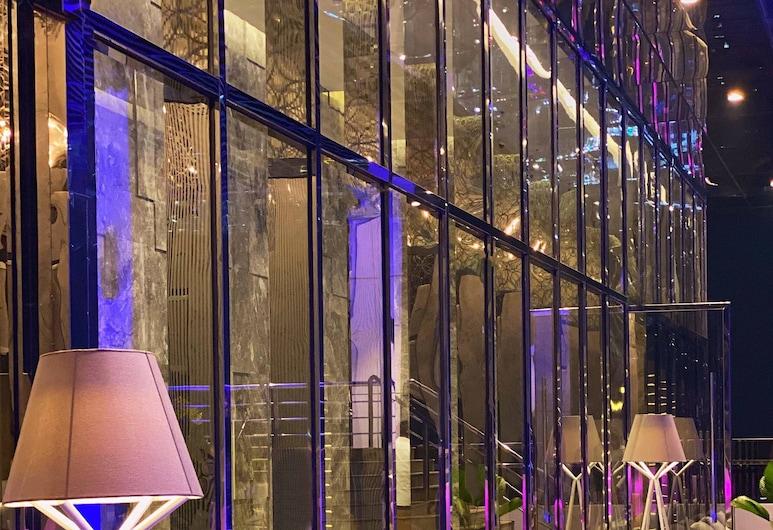 Renaissance Dhaka Gulshan Hotel, Dhaka, Utendørsbasseng