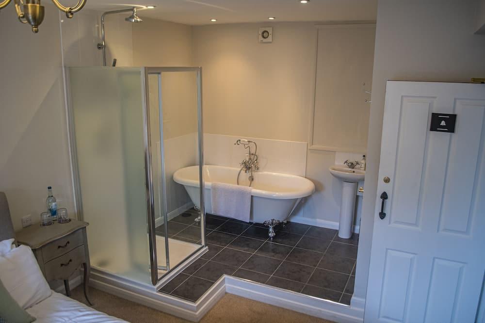 奢華雙人房, 獨立浴室 (Room 1) - 浴室