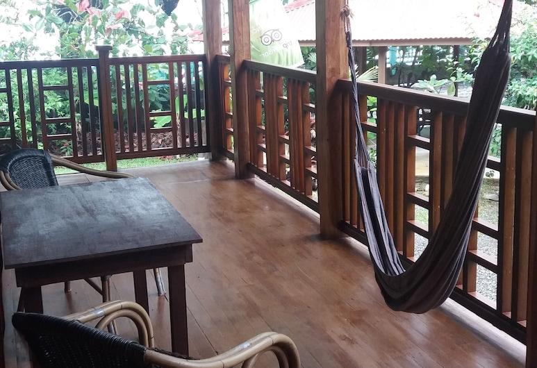 Kelly Creek Hotel, Cahuita, Habitación doble Confort, Balcón