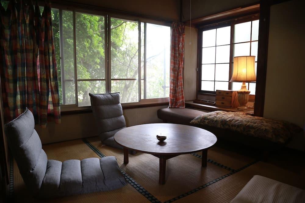 Ferienhaus (Private Vacation (Home)) - Wohnzimmer