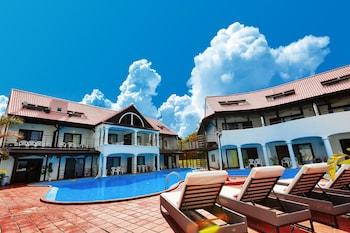 A(z) Private Villa Espacio Onna hotel fényképe itt: Onna