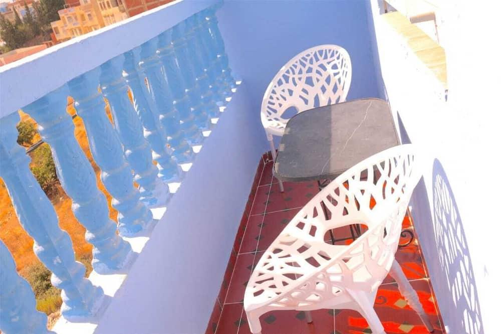 Апартаменти категорії «Superior», 2 спальні, з балконом - Балкон