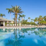 Family Villa, Garden Area - Pool