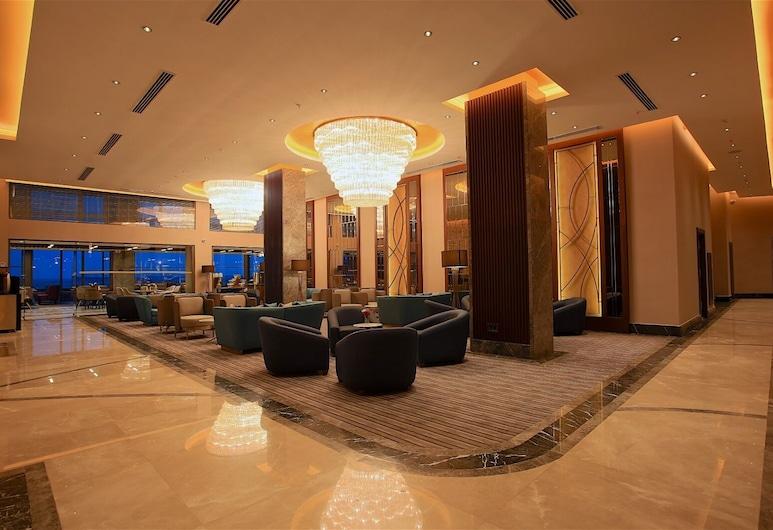 Ottoperla Hotel, Estambul, Lobby