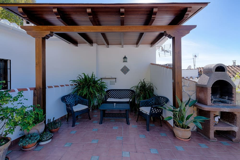 House, 1 Bedroom, Private Pool, Mountain View - Balcony