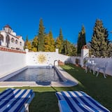 Villa, 2 habitaciones, piscina privada, vista al mar - Balcón