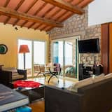 Villa - 3 soveværelser - Opholdsområde