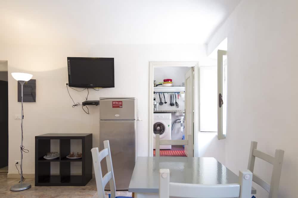 อพาร์ทเมนท์, 1 ห้องนอน (2 Floor) - บริการอาหารในห้องพัก
