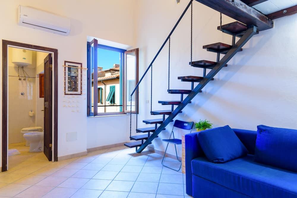 Studio (A) - Living Area
